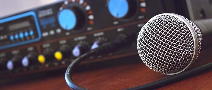 Quando si usa un microfono panoramico