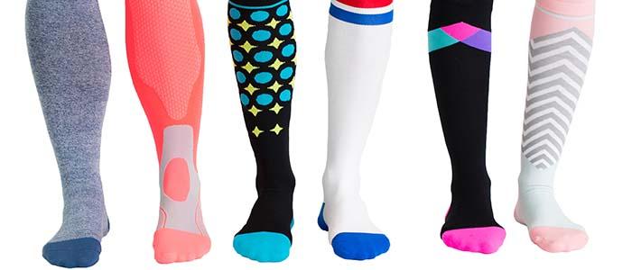 Tipi di calze elastiche