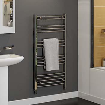 Il miglior scaldasalviette elettrico guida alla scelta - Scaldasalviette da bagno ...