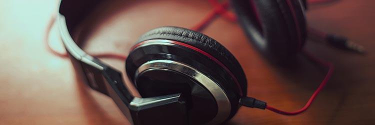 cuffie musica
