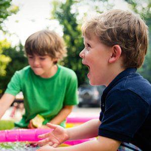 10+ Giochi per bambini di 2 anni?